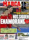 Portada diario Marca del 4 de Septiembre de 2010