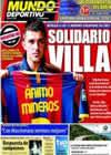Portada Mundo Deportivo del 5 de Septiembre de 2010