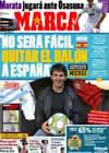 Portada diario Marca del 6 de Septiembre de 2010