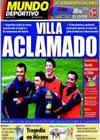 Portada Mundo Deportivo del 6 de Septiembre de 2010