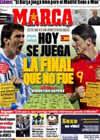 Portada diario Marca del 7 de Septiembre de 2010