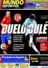 Portada Mundo Deportivo del 7 de Septiembre de 2010