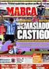 Portada diario Marca del 8 de Septiembre de 2010