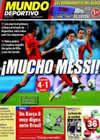 Portada Mundo Deportivo del 8 de Septiembre de 2010