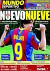 Portada Mundo Deportivo del 9 de Septiembre de 2010