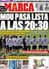 Portada diario Marca del 10 de Septiembre de 2010