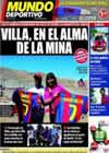 Portada Mundo Deportivo del 10 de Septiembre de 2010