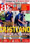 Portada diario AS del 11 de Septiembre de 2010