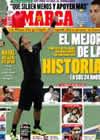 Portada diario Marca del 14 de Septiembre de 2010