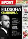Portada diario Sport del 17 de Septiembre de 2010