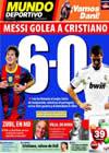 Portada Mundo Deportivo del 17 de Septiembre de 2010