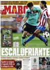 Portada diario Marca del 20 de Septiembre de 2010