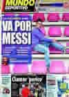 Portada Mundo Deportivo del 22 de Septiembre de 2010