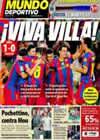 Portada Mundo Deportivo del 23 de Septiembre de 2010