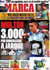Portada diario Marca del 24 de Septiembre de 2010
