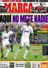 Portada diario Marca del 26 de Septiembre de 2010