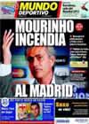 Portada Mundo Deportivo del 28 de Septiembre de 2010