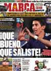 Portada diario Marca del 29 de Septiembre de 2010