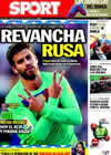 Portada diario Sport del 29 de Septiembre de 2010