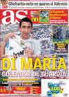 Portada diario AS del 30 de Septiembre de 2010