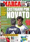 Portada diario Marca del 30 de Septiembre de 2010