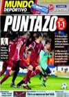 Portada Mundo Deportivo del 30 de Septiembre de 2010