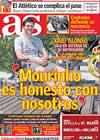 Portada diario AS del 1 de Octubre de 2010