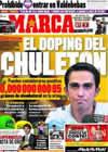Portada diario Marca del 1 de Octubre de 2010