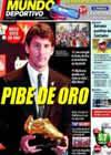 Portada Mundo Deportivo del 1 de Octubre de 2010