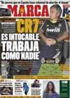 Portada diario Marca del 3 de Octubre de 2010