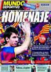 Portada Mundo Deportivo del 3 de Octubre de 2010