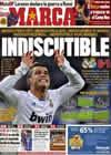 Portada diario Marca del 4 de Octubre de 2010