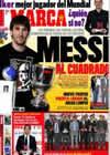 Portada diario Marca del 5 de Octubre de 2010