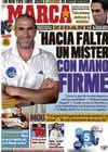 Portada diario Marca del 6 de Octubre de 2010