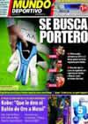 Portada Mundo Deportivo del 6 de Octubre de 2010