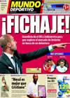 Portada Mundo Deportivo del 7 de Octubre de 2010