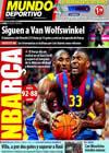 Portada Mundo Deportivo del 8 de Octubre de 2010