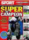 Portada diario Sport del 11 de Octubre de 2010