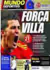 Portada Mundo Deportivo del 12 de Octubre de 2010