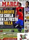 Portada diario Marca del 13 de Octubre de 2010