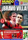 Portada Mundo Deportivo del 13 de Octubre de 2010