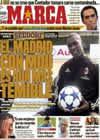 Portada diario Marca del 15 de Octubre de 2010