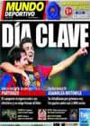 Portada Mundo Deportivo del 16 de Octubre de 2010