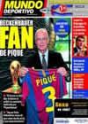 Portada Mundo Deportivo del 19 de Octubre de 2010
