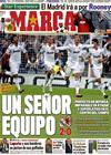 Portada diario Marca del 20 de Octubre de 2010