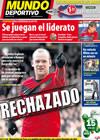 Portada Mundo Deportivo del 20 de Octubre de 2010