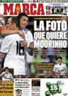 Portada diario Marca del 21 de Octubre de 2010
