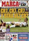 Portada diario Marca del 24 de Octubre de 2010