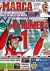 Portada diario Marca del 25 de Octubre de 2010