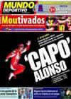 Portada Mundo Deportivo del 25 de Octubre de 2010